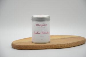 Boite d'infusion bio Jolie Rose d'Obépine