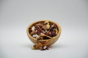 Bol de fruits secs bio détox en vrac