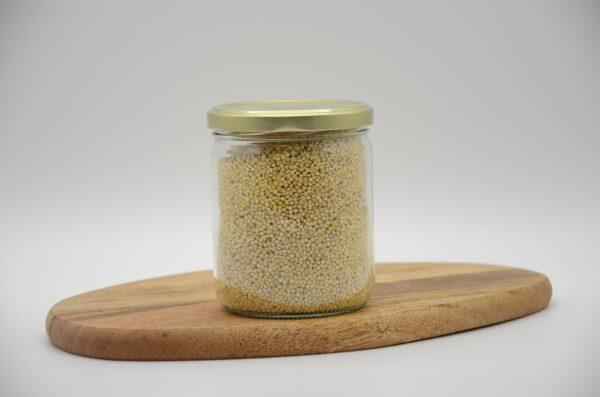 Bocal de millet décortiqué bio