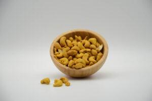 Noix de cajou au curry bio en vrac