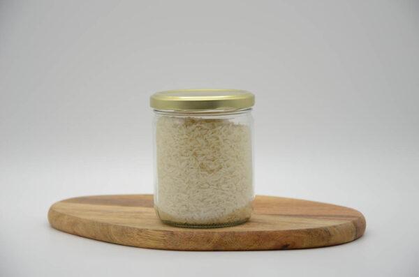 Bocal de riz thaï bio au jasmin