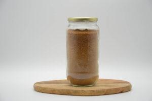 Bocal de sucre de coco bio