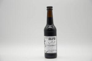 Bouteille de bière bio Eklipso 33cl