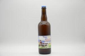 Bouteille de bière bio Petite baignoire dans la prairie 75cl